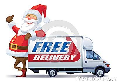 Julleveransen frigör