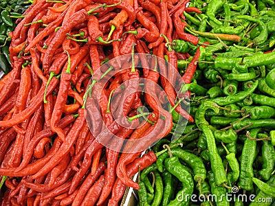 Jumbo Chile Peppers