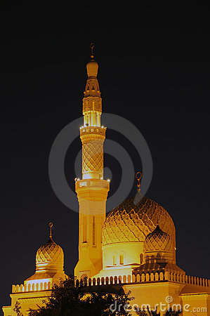 Jumeirah Mosque in Dubai