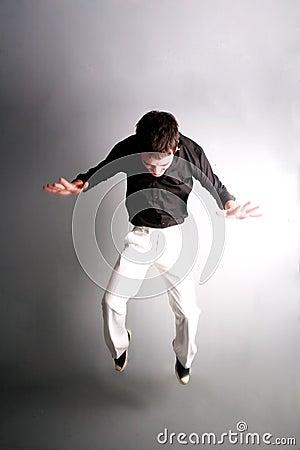 Jump for joy...