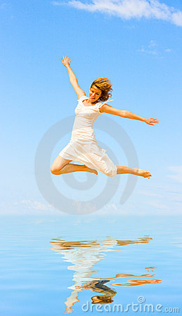 Jump like crazy