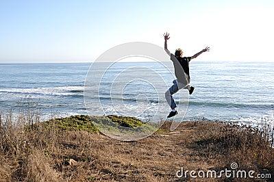 Jump off a Cliff