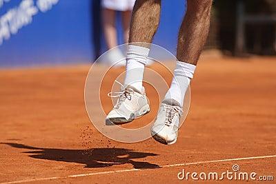 Jump on Serve tennis