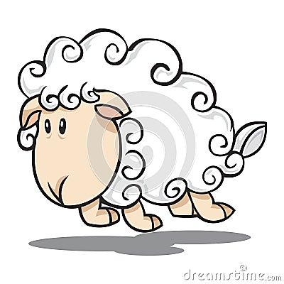 Jump sheep