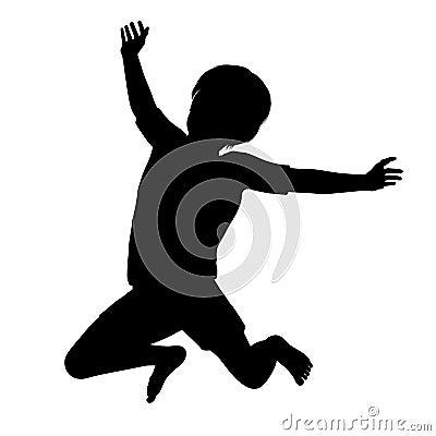 Jumping Child