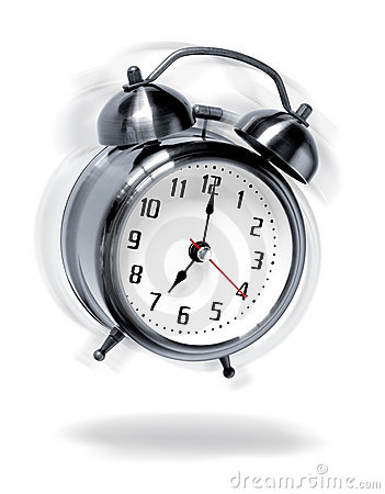 Jumping Clock