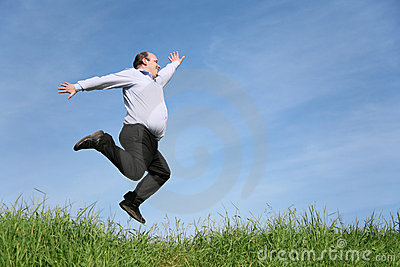 Jumping fatso