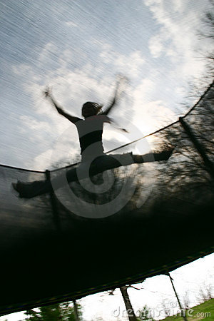 Free Jumping High Stock Photography - 366832