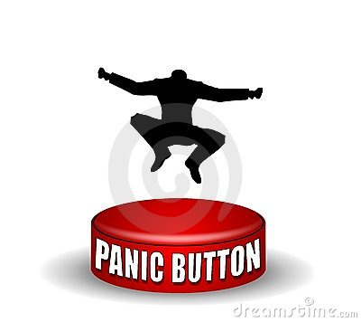 Jumping On The Panic Button