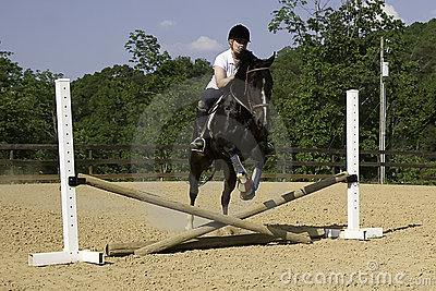Jumping Practice