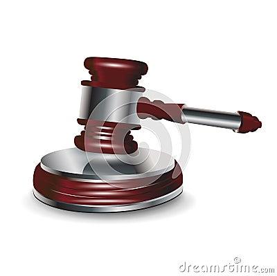 Jundge gavel