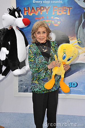 June Foray, Editorial Photography