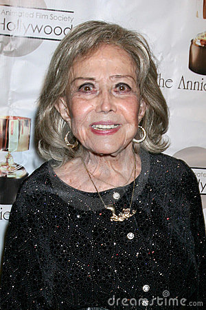June Foray Editorial Image