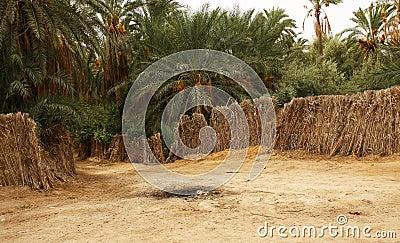 Jungle area fence