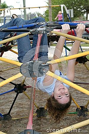 Jungle Gym Girl 2