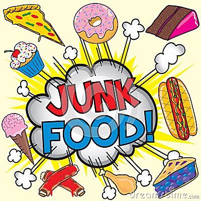 Junk food!