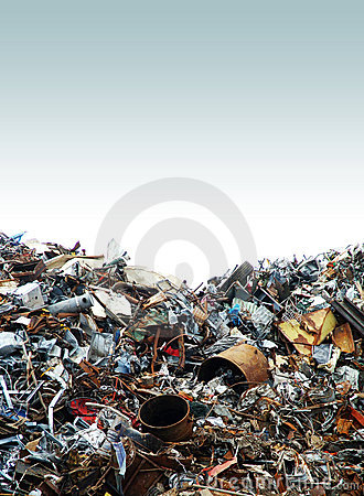 Free Junk Yard Stock Photography - 2966842