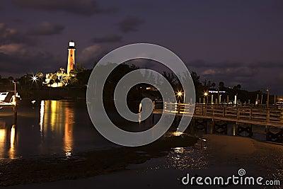 Jupiter Inlet  Lighthouse in Florida