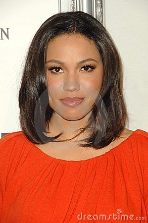 Jurnee Smollett Editorial Stock Photo