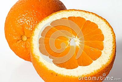 Jus orange et d orange