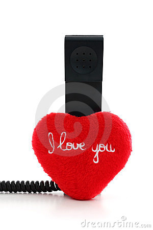 Just calling to say I love you