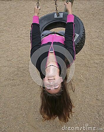 Free Just Hanging Stock Image - 1536091