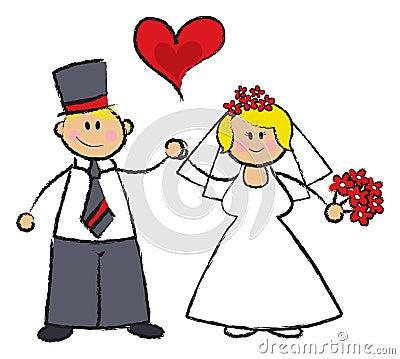 Just MARRIED! fair skin tone