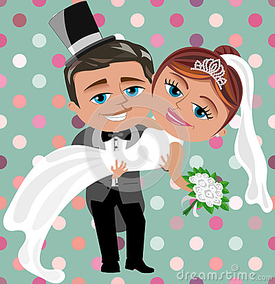Free Just Married Happy Couple Stock Photo - 32499650