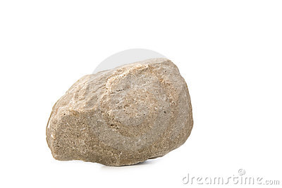 Just a rock