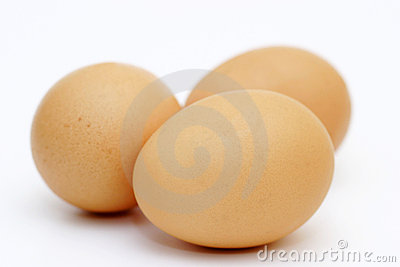 Just Three Eggs