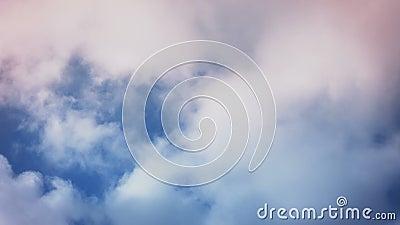 Juste dramatique de laps de temps de nuages vers la gauche clips vidéos