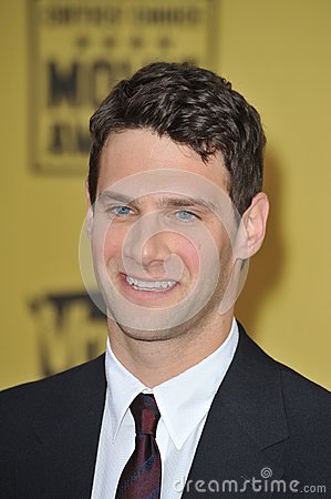 Justin Bartha Editorial Stock Image