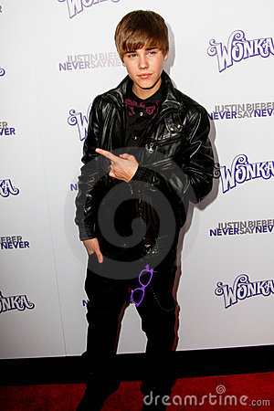 Justin Bieber Editorial Image