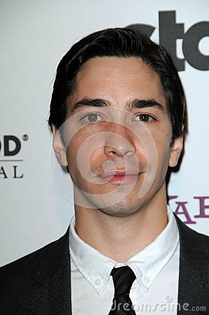 Justin Long Editorial Stock Image