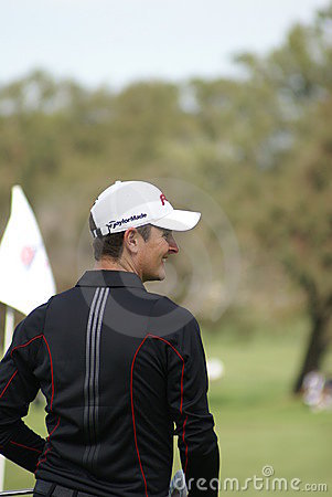 Justin Rose Golfer 2011 Farmers Insurance Open Editorial Stock Photo