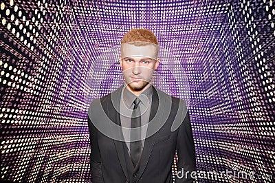 Justin Timberlake Imagem Editorial