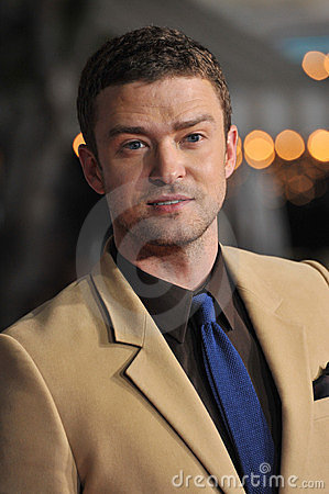 Justin Timberlake Editorial Photography