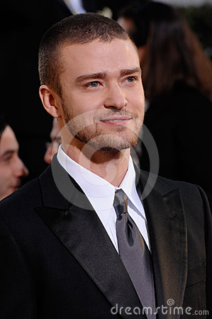 Justin Timberlake Editorial Stock Photo