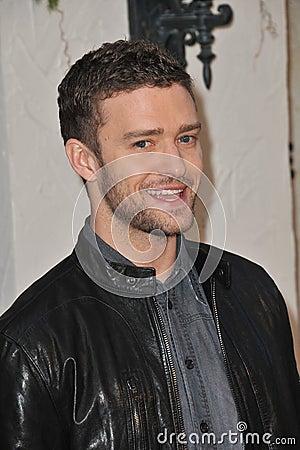 Justin Timberlake Editorial Image