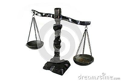 Justitia horizontal