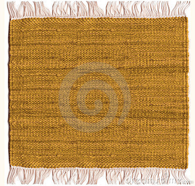 Free Jute Carpet Royalty Free Stock Images - 1185449