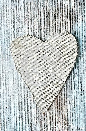 Jute heart