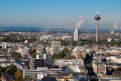 Stadtbild deutschland