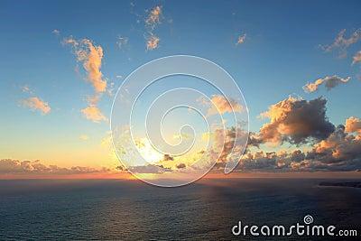 4K. Заход солнца Timelapse на море. Землетрясение. ПОЛНОЕ HD сток-видео