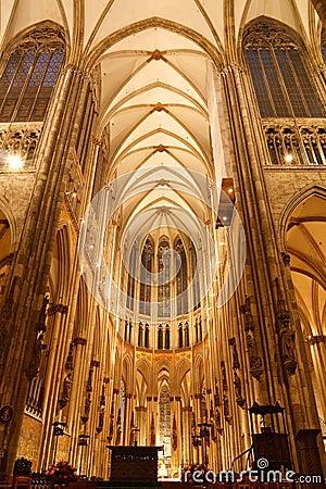Kölner Dom (Cologne Cathedral) in Köln (Cologne)