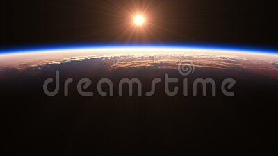 Sunrise Over The Earth Amazing View Of Planet Earth From Space Ultra High Definition 4k 3840x2160 Stock Video Video Of 3840x2160 Galaxy 144313813
