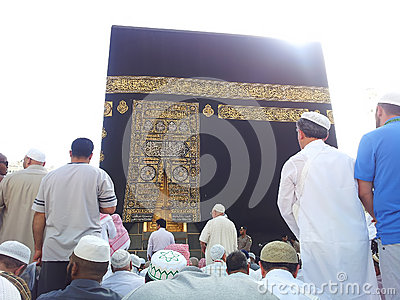 Kaabah Editorial Stock Image