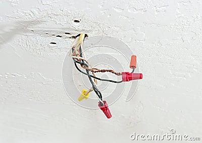 Kable elektryczne narażonych