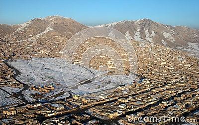 Kabul houses