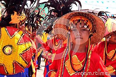Kadayawan Festival, Davao City Editorial Image